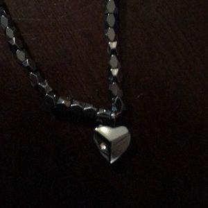 Michael Kors pavé heart bracelet